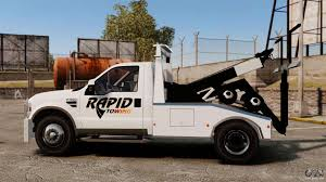 Tow Truck: Gta 4 Tow Truck Rapid Towing Skin Pack Download Cfgfactory Vapid Towtruck Restored Striped Tires For Gta 4 Tow Truck On Gta 5 Police Arlington Company Worker Stole From Cars Nbc4 A Car On Flatbed Iv Tbogt Youtube Mtl Im Not Mental Biff Towtruck Vehicle Models Lcpdfrcom Rancher Els Gavril Tseries Rollback Flatbed Tow Truck Beamng Drive Wiki Fandom Powered By Wikia