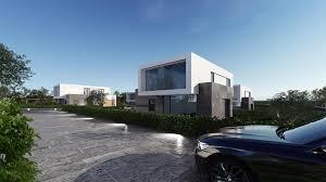 100 Minimalist Houses Residence Marking Plan