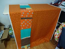 Becca s Crazy Projects Piecing a Quilt Back
