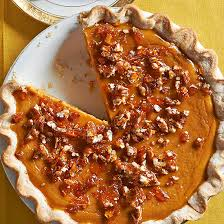 Bobby Flay Pumpkin Pie With Cinnamon Crunch by Pumpkin Pie Recipes Pumpkin Pies Pumpkin Pumpkin And Pecans