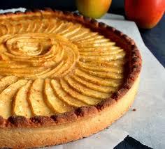recette dessert aux pommes la tarte aux pommes il était une fois la pâtisserie