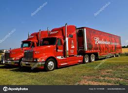 Budweiser Semi Trucks For Transportation Of Horses And Supplies ... Budweiser Truck Stock Images 40 Photos Ubers Selfdriving Startup Otto Makes Its First Delivery Budweiser Truck And Trailer Pack V20 Fs15 Farming Simulator Truck New York City Usa Photo Royalty Free This Is For Semi Trucks And Ottos Success Vehicle Wrap Gallery Examples Hauls Across Colorado In Selfdriving Hauls Across With Just Delivered 500 Beers Now Brews Its Us Beer Using 100 Renewable Energy Clyddales Boarding The Ss Badger 1