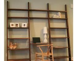 Shelf Awesome Rustic Wooden Bookshelves With Nice Rack Combined White Decorative Wall Bookshelf Furniture Stunning Contemporary Home Office Design Ideas