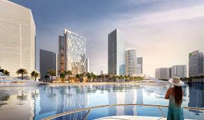 100 Water Hotel Dubai Crowne Plaza Canal View EDGE Architects