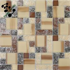 mb sms17 decorative wall tile frosted glass mosaic tile crackle