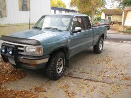 1994 Mazda B-Series Pickup - VIN: 4F4DR17X6RTM45099 - AutoDetective.com