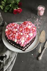 valentinstag schokokuchen bake to the roots