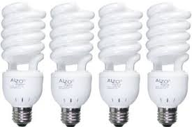 light bulb 10000 light bulb set of four 27 watt fluorescent