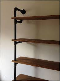 Wall Shelves With Brackets Luxury Rustic Industrial Shelf Hd Wallpaper Photographs
