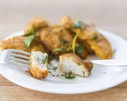 cuisiner les filets de poulet recette filets de poulet panés