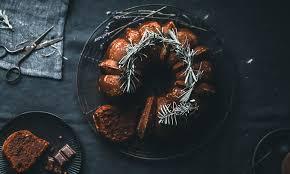 saftiger schoko rührkuchen mit crème fraîche backstübchen