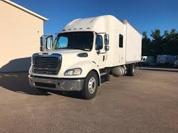 100 Straight Truck With Sleeper For Sale FREIGHTLINER ExpeditorHotshot S