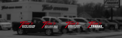 Used Car Dealer In Des Moines IA - Tom's Auto Group