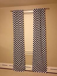 curtains ideas checkered flag curtains pictures of curtains