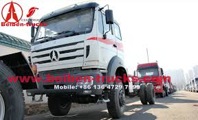 100 All Wheel Drive Trucks Buy Beiben ND12502B41J Truck 300 HpBeiben