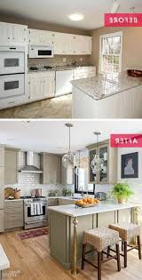 15 Great Renovation Ideas To 20 Awesome Small Kitchen Remodelling Ideas On A Budget