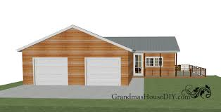 Stunning Garage With A Basement Photos by Free House Plan Two Story With A Walk Out Basement