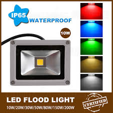 buy rechargeable led floodlight and get free shipping on
