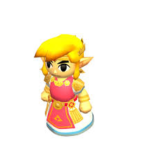 Zelda Coloriage