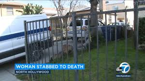 100 Century 8 Noho Husband Suspected Of Fatally Stabbing Wife In NoHo