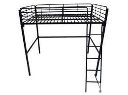 lit mezzanine noir avec bureau lit mezzanine noir clasf 9 weber industries 325316 aspen bureau