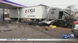 Semi Crashes Into Elk Grove Village Gas Station | Abc7chicago.com Watch A Truck Driver Defy Physics To Avoid Crash Autotraderca 3 Semitruck Due Inattention Snarls Blaine Crossing Trucks Accidents Semi Crashes Truck Crash Accident Remote Control Semitruck How Cape Did It Youtube Watch Train Enthusiast Catches Bangor Collision On Video Diesel Stock Photos Truck Crash Compilation Semi Trucks Driving Fails Car Crashes In Volving Two Semitrucks Closes Portion Of I10 Crazy Highway Covered In Corn Following Twovehicle Accident Public Video Ctortrailer Into Stopped And Chp Unit
