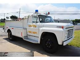 100 Ford Fire Truck 1967 For Sale ClassicCarscom CC1020910