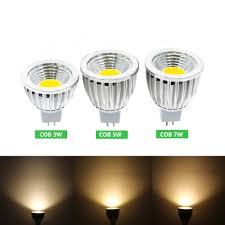 aliexpress buy mr16 led cup bulb l light 12v 3w 5w 7w