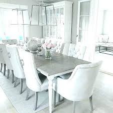 Dining Room Table And Chairs White Grey Sets Full Size