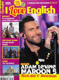 Abonnement I Love English Abonnement Magazine Par Toutabocom