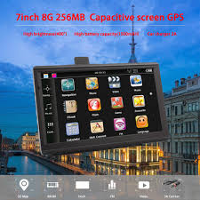 2018 Oriana 733 7 Inch Gps Navigation Car Truck Gps Navigator 256MB+ ... Elebest Factory Supply Portable Wince 60 Gps Navigation 7 Truck 9 Inch Auto Car Gps Unit 8gb Usb 7inch Blue End 12272018 711 Pm Garmin Fleet 790 Eu7 Gpssatnav Dashcamembded 4g Modem Rand Mcnally And Routing For Commercial Trucking Podofo Hd Map Free Upgrade Navitel Europe 2018 Inch Sat Nav System Sygic V1374 Build 132 Full Free Android2go 5 800mfm Ddr128m Yojetsing Bluetooth Amazoncom Magellan Rc9485sgluc Naviagtor Cell Phones New Navigator Helps Truckers Plan Routes Drive