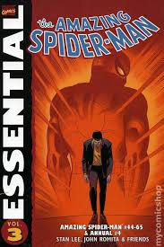 Essential Amazing Spider Man TPB 2005 Marvel 2nd Edition 3A 1ST