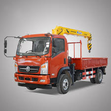 5 Ton Mini Truck Mounted Mobile Crane - Buy Mobile Crane,Truck ...