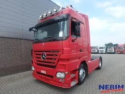 Gebruikte Mercedes-Benz Actros 1844 Euro 5 Retarder — Nebim Used Trucks