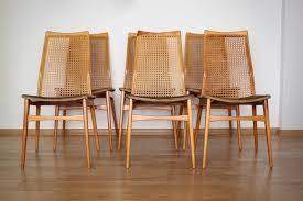 sechs stühle aus den 50ern raumwunder vintage wohnen in