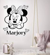 Cheap Minnie Mouse Wall Decals, Find Minnie Mouse Wall Decals Deals ... Playroom Wall Decals Designedbegnings New Style Hair Salon Sign Vinyl Wall Stickers Barber Shop Badges Watercolor Dots Decals Rocky Mountain Mickey Mouse Decal Is A High Quality Displaying Boys Nursery Pmpsssecretariat Girl Baby Bedroom Quote Letter Sticker Decor Diy Luludecals Five Owl Waterproof Hollow Out Home Art And Notonthehighstreetcom Cheap Minnie Find Deals For Kids Room Dcor This Such Simple Ikea Hack All You Need Little Spraypaint