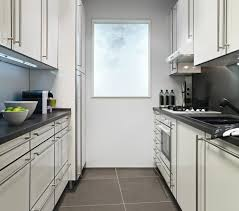 cuisine parall鑞e cuisine en parallèle darty avec meubles en hauteur photo 19 20