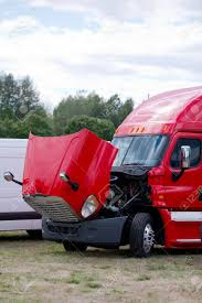 Heavy Duty Stylish Modern Red Big Rig Semi - Truck With An Open ... 1999 Volvo Vn Stock Tsalvage1539vh832 Hoods Tpi Amazoncom Truck Hood Mirror Kit Black Automotive 1970 Chevrolet C70 Hinge For Sale Ucon Id 3221817 For All Makes Models Of Medium Heavy Duty Trucks Autoventshade Aeroskin Deflector Avs Bug Deflectors Ship Free 2016 2017 2018 Chevy Silverado Stripes 1500 Chase Rally Special Carbon Creations 112329 Ford Super F250 F350 F450 51959 Gmc Emblems Jim Carter Parts Image Peterbilt 389 Left 2png Simulator Wiki Salvage In Phoenix Arizona Westoz Fenders Grilles United Inc