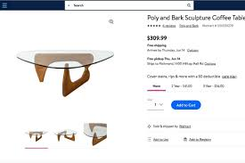 Is Walmart Selling Knockoffs Of Classic Midcentury Modern ...