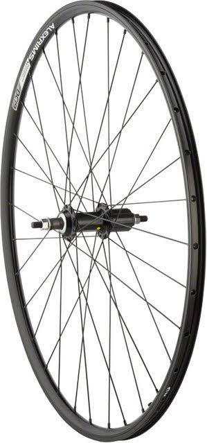 Quality Wheels Rear Wheel Value Series 700c 135mm Bolt-On 32H Shimano