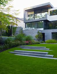 Toronto Residence By Belzberg Architects (10) | Stone Steps, Lawn ... Front Yard Without Grass Home Design And Decor Reviews Garden With Custom St Louis Landscaper Gracious Size X Japanese Zen Designs Rock Exterior Elegant Portfolio The Mysterious Lawn Of Frohnleiten Austria Homes Hues Classic Styles Of Brick Wall Large Completed With Landscaping Ideas I Pertaing To Modern House How To Plan Your Hgtv South Florida For Jbeedesigns Enthereal Simple A Small Marvelous Contemporary Green Luxury White Architecture