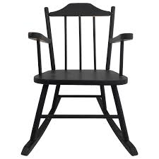 Wooden Child's Rocking Chair With Spindle Back, Painted Black For ... Calabash Wood Rocking Chair No 467srta Dixie Seating Vintage Ercol Style Spindle Back Ding Chairs In Black Fniture Replacement Rockers For Shenandoah Valley Rocking Chair With Two Rows Of Spindles On Back Magnolia Home Shop Windsor Arrow Country Free Shipping Inoutdoor White Set The 3pc Linville Assembled Rockersdirectcom 19th Century 564003 Sellingantiquescouk Antique Birchard Hayes Company Inc Of 4 Rush Seat Lancashire Antiques Atlas