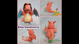 Pokemon PapercraftCharmander Costume Charizard