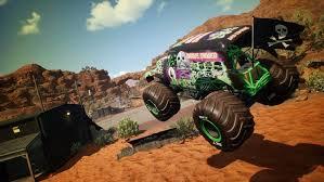 100 Monster Trucks Games Jam Steel Titans PS4