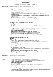 Medical Administrative Assistant Resume Samples | Velvet Jobs Administrative Assistant Resume Example Templates At Freerative Template Luxury Fresh Executive Assistant Resume 650858 Examples With 10 Examples Administrative Samples 7 8 Admin Maizchicago Proposal Sample Professional Hr Medical Support Best Grants Livecareer Unique New Office Full Guide 12 Objective Elegant