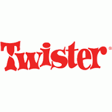 Twister Game Logo 4 By Eric