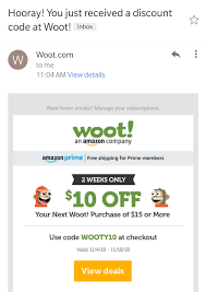 Woot.com Promo Code: 10$ Off $15 Or More Purchase (Targeted ... Amazon Coupon Code 20 Off Any Item Uk Velveeta Mac And Promo Codes How To Get 2019 Wordpress Theme Wp Coupon By Fathemes Prodesbosscom 8 Pack Mini Pull Back Cars Only 1019 After Is Selling Microsoft Office 365 For Insanely The Best Competing Prime Day Sales Walmart Target Sunrype Usa On Twitter More 100 Fruitsnacks Helium 10 Code Review Discount 50 Off Limited Time Offer Write A For Coupons India 90 Offers Dec