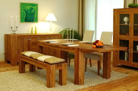 Dining Room Table Styles Breakfast With Bench Latest Decoration Ideas For Picnic Style