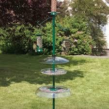 Droll Yankee Garden Pole Feeding Stations