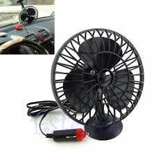 2019 Plastic 12V Powered Mini Truck Car Vehicle Cooling Air Fan ...